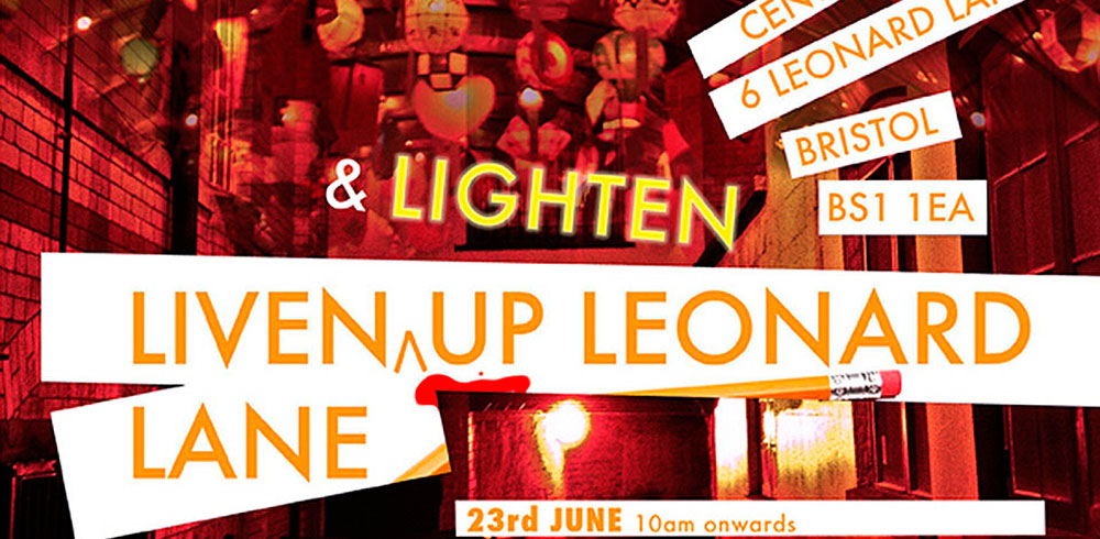 Lighten up Leonard Lane