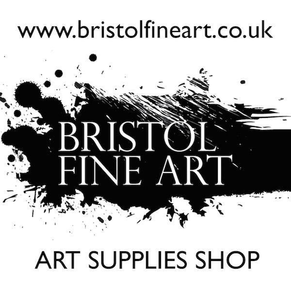 Bristol Fine Art Logo Art Supplies Shop